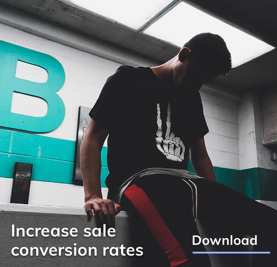 Conversion rates ebook
