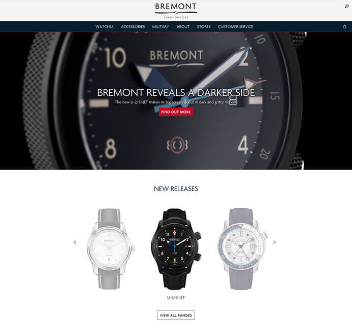 Bremont watch brand inspiration