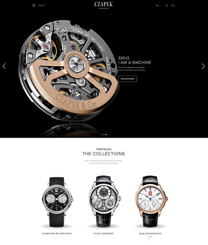 Czapek & Cie watch brand inspiration