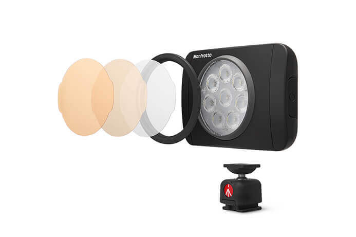 Lumimuse LED light by Manfrotto