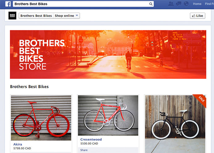 Facebook Store Shopify App